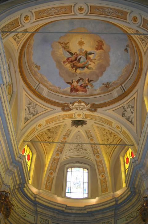 Chiesa SS Pietro e Biagio, Gambarana (PV)