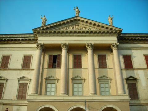 Villa Tittoni, Desio MI