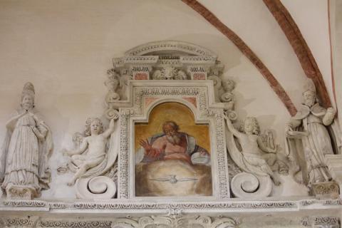 Ex Chiesa del Carmine a Piacenza
