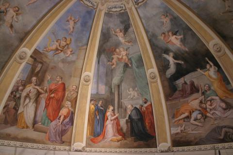 Chiesa di S. Dionigi, Vigevano (PV)