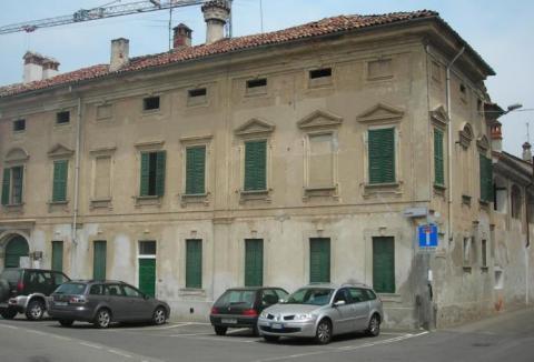 Palazzo Brielli, Tromello (PV)