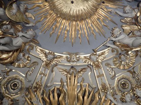 stucchi Duomo di Como