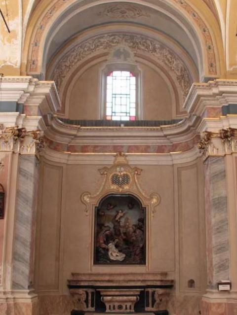 Chiesa di San Paolo, Gambalò (PV)