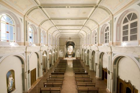 Chiesa SantAmbrogio Ad Nemus_Milano